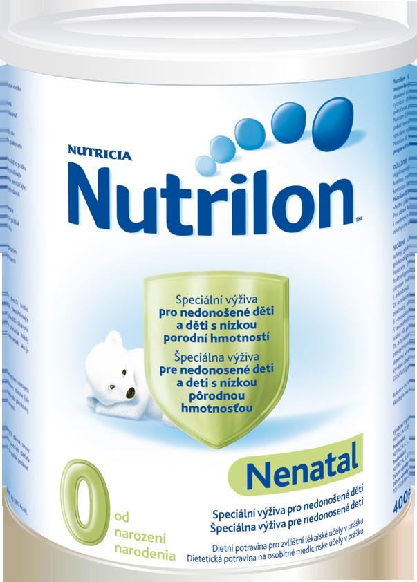 c2edfda0ca6 Nutrilon 0 Nenatal - speciální kojenecké mléko